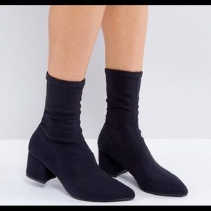 Vagabond Mya stretch sock boots